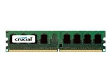 Crucial DDR3L 4GB 4GB 1,600MHz DDR3L SDRAM DIMM 240-pins