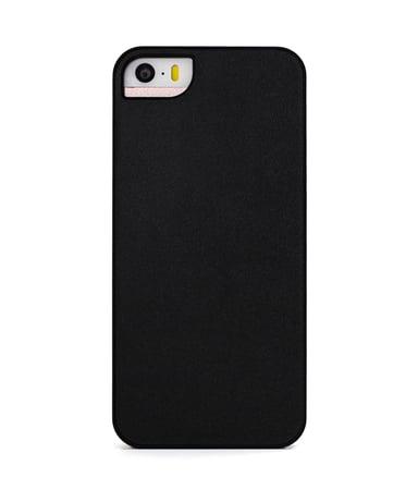 Cirafon Snap-On Case PU iPhone 5/5S/SE Zwart