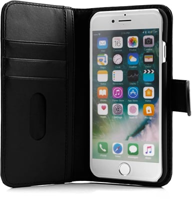 Cirafon Genuine Leather Wallet iPhone 6/6s Zwart