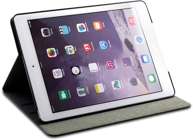 "Cirafon Folio Stand PU Leather Case iPad Air; iPad Air 2; iPad Pro 9.7"" Musta"