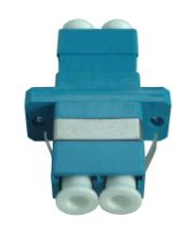Direktronik Adapter LC/LC UPC SM Duplex Blue LC/UPC Hunn LC/UPC Hunn
