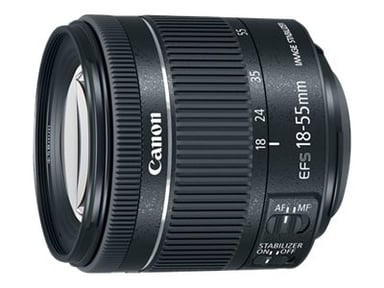 Canon EF-S18-55 F4-5.6 IS STM