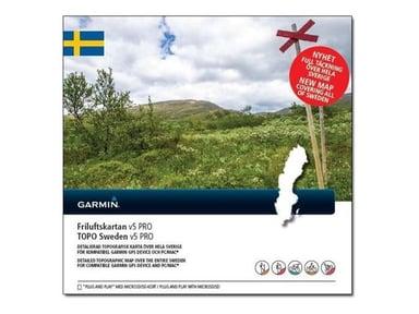 Garmin TOPO Sweden PRO null