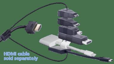 Liberty Av Solutions HDMI Adapter Ring - DL-AR1940