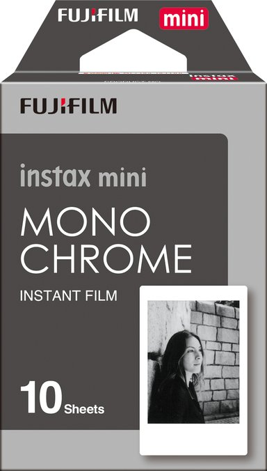 Fujifilm Instax Mini Monochrome Ww 1