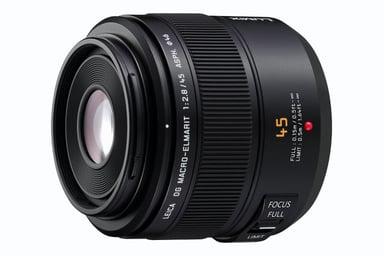 Panasonic Leica DG 45/2,8 Macro-Elmarit OIS