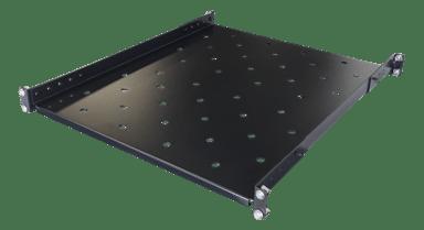 "Toten Fixed Shelf - G-Series 566mm Depth - 800mm Cabin 19"" 60kg 60kg"