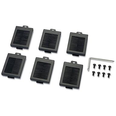 APC Panel med rektangulär kabelgenomgång för NetShelter SX