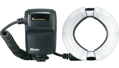 Nissin MF18 Macroblixt Canon
