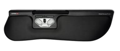 Contour Design Rollermouse Pro3 Plus 2,400dpi Svart