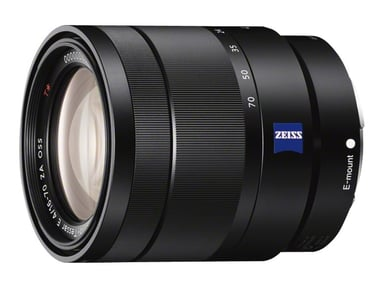 Sony E 16-70mm f/4.0 OSS Zeiss
