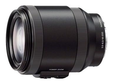 Sony E 18-200mm f/3.5-6.3 OSS Powerzoom