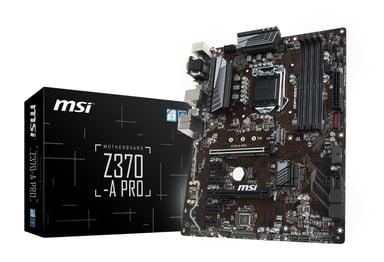 MSI Z370-A Pro ATX Bundkort