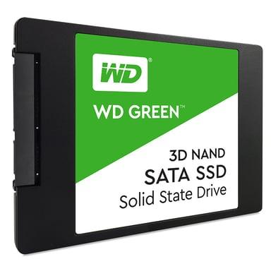 """WD Green 3D Nand 240GB 2.5"""" Serial ATA-600"""