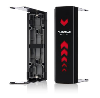 Noctua Na-Hc3 Chromax Heatsink Cover Black Swap