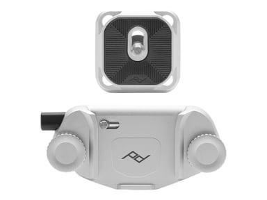 Peak Design Capture Camera V3 Silver; Svart