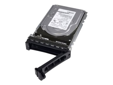 """Dell Hårddisk 2.5"""" 2.5"""" 2,000GB Serial ATA-600 Serial ATA-600 7,200rpm"""