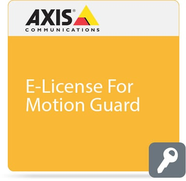 Axis Motion Guard 1 E-License