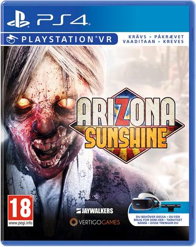 Sony Arizona Sunshine