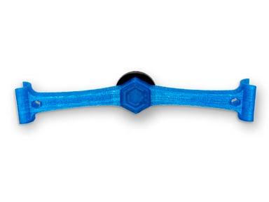 Lume Cube Drone Mounts For Dji Phantom 4 Blue