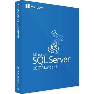 Microsoft SQL Server 2017 Standard null