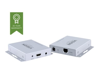 Vision HDMI Over IP Receiver null