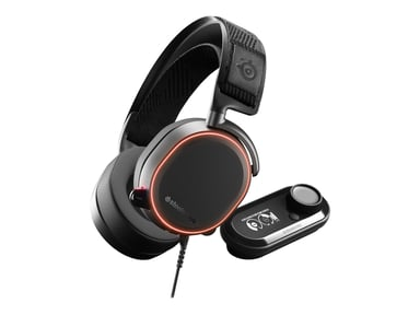 Steelseries Arctis Pro + GameDAC Sort