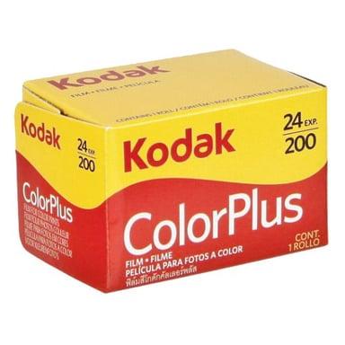 Kodak Colorplus 200 24Ex