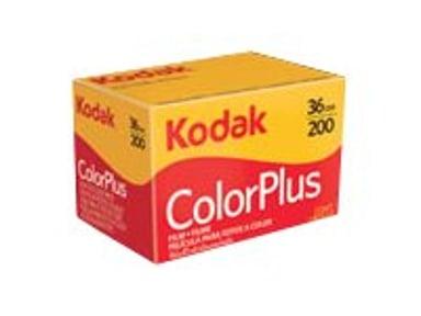 Kodak Colorplus 200 36Ex