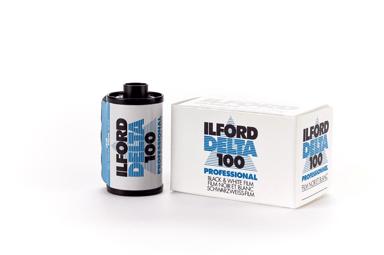 Ilford DELTA 100 36EX