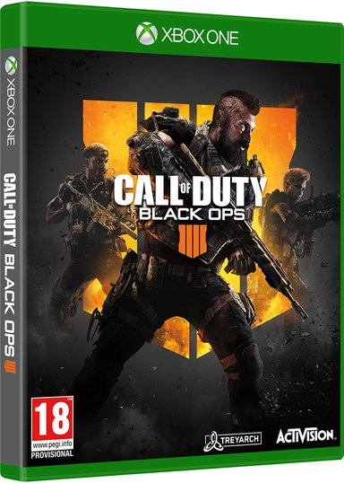 Activision Call Of Duty: Black Ops 4 Microsoft Xbox One