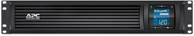 APC Smart-UPS C 1000VA 2U LCD