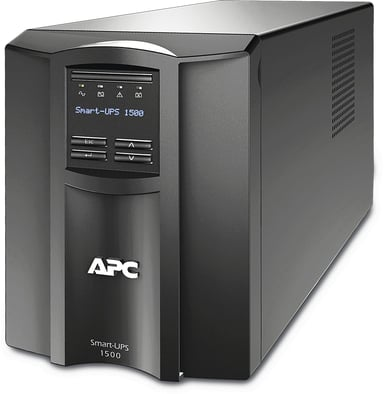 APC Smart-UPS 1500VA LCD 230V With Smartconnect null