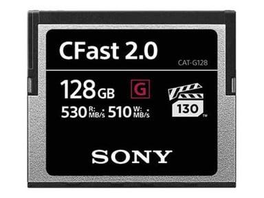 Sony G-Series CAT-G128-R 128GB CFast 2.0 Card