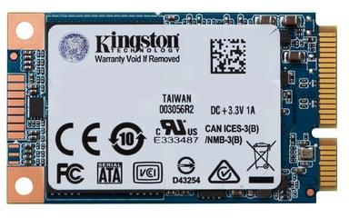 Kingston Ssdnow UV500 120GB mSATA Serial ATA-600