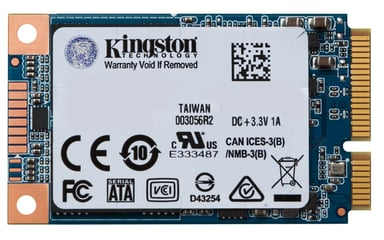 Kingston Ssdnow UV500 240GB mSATA Serial ATA-600