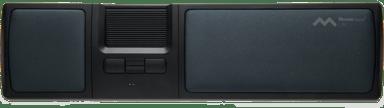 Mousetrapper Lite 1,500dpi Styrmatta Kabelansluten Grå