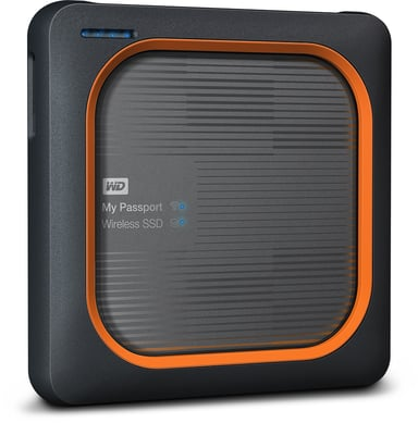 WD My Passport Wireless SSD WDBAMJ5000AGY 0.5TB 0.5TB