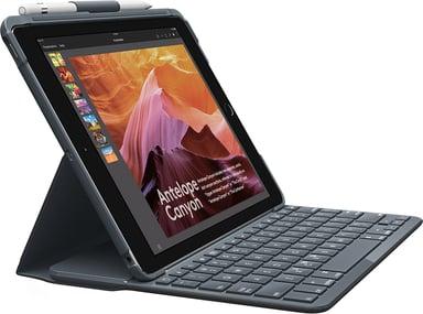 Logitech Slim Folio til iPad 2017/2018 null
