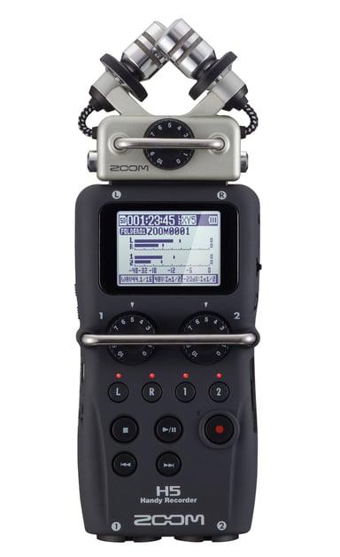 Zoom H5 Handyrecorder null