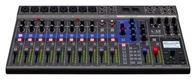 Zoom Livetrak L-12 Mixer null