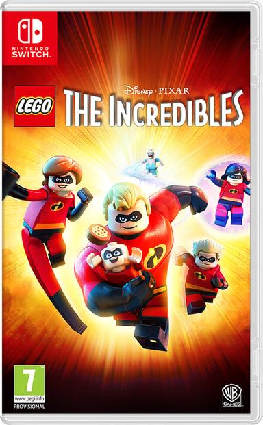 Warner Bros Interactive Lego The Incredibles Nintendo Switch