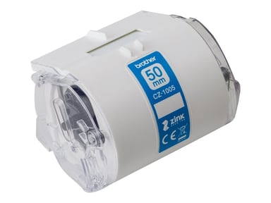 Brother Label Ribbon 50mm CZ-1005 - VC-500W