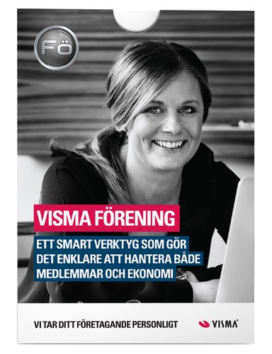 Visma SPCS Förening Win Swe + Service Agreement 6MO E-Lic