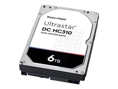 """WD Ultrastar DC HC310 HUS726T6TALE6L4 6TB 3.5"""" Serial ATA-600"""