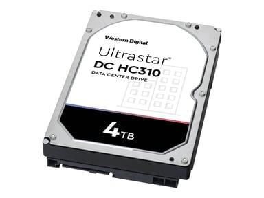 "WD Ultrastar DC HC310 4TB 3.5"" Serial ATA-600"
