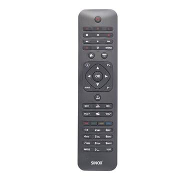 Sinox SXR1020 fjärrkontroll för Philips-TV