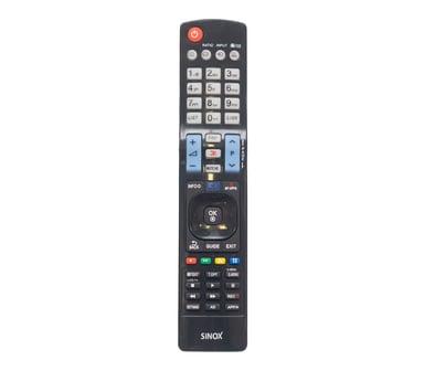Sinox SXR1040 fjärrkontroll för LG-TV