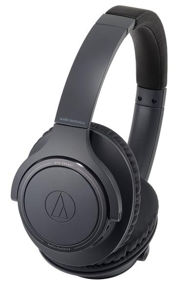 Audio-Technica AUDIO-TECHNICA WIRELESS HEADPHONES - BLACK #NL#DEMO