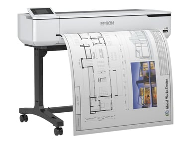 """Epson SureColor SC-T5100 36"""" (A0) Inkl Stand"""